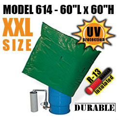 outdoor well tank insulation bag