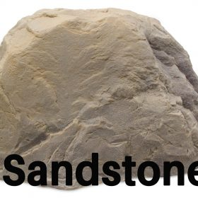 Sandstone Dekorra 103 Fake Boulder