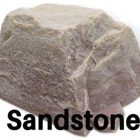 Sandstone DekoRRa 106 Faux Rock Cover
