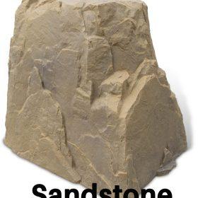 Sandstone DekoRRa 114 Fake Boulder Cover