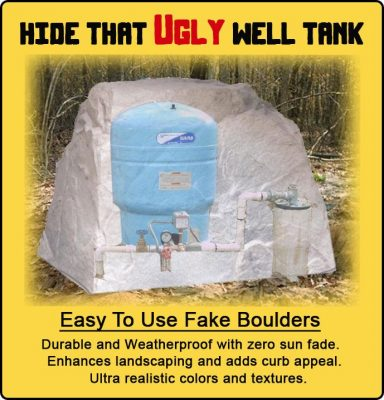 Are Insulated Decorative Well Covers Necessary For Large Pumps & Tanks? - Insulated Outdoor Decorative Well Covers For Large Pumps & Tanks