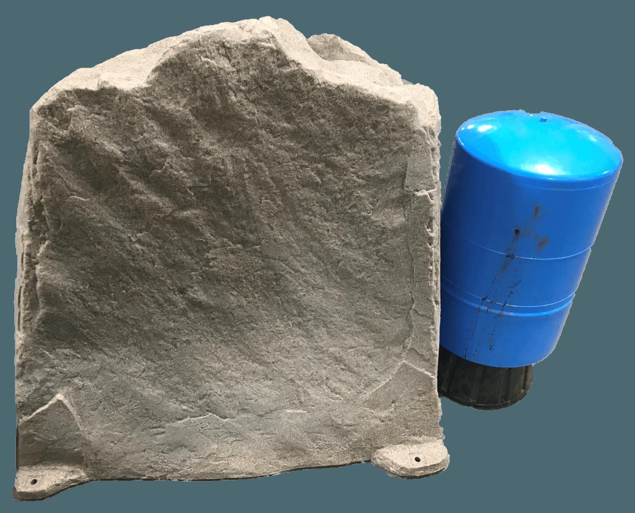 Dekorra Mock Rock Model 123 Fake Rock Cover