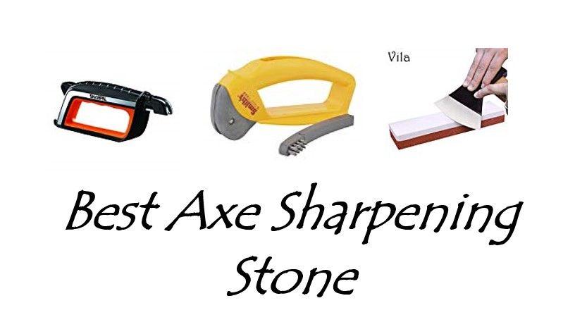 Axe Sharpening Stone