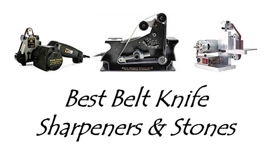 Belt Knife Sharpener & Stones