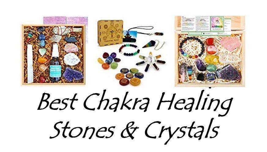 Chakra Healing Stones & Crystals
