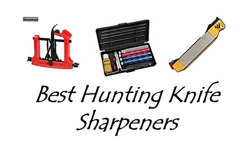 Hunting Knife Sharpeners