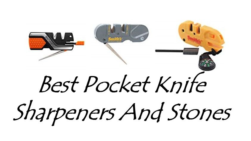 Pocket Knife Sharpeners And Stones