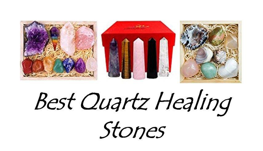 Quartz Healing Stones