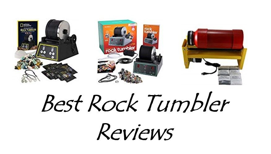 Rock Tumbler Reviews