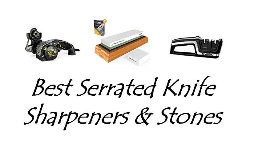 Serrated Knife Sharpeners & Stones