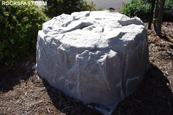 DekoRRa Mock Rock Model 111 Fake Rock Cover