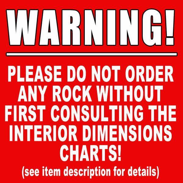 DekoRRa Mock Rock Model 114 Fake Rock Cover