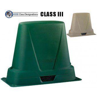 Dekorra Model 301C3 Backflow Protection Enclosure