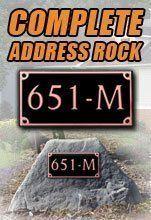 House Address Rock 105-651M