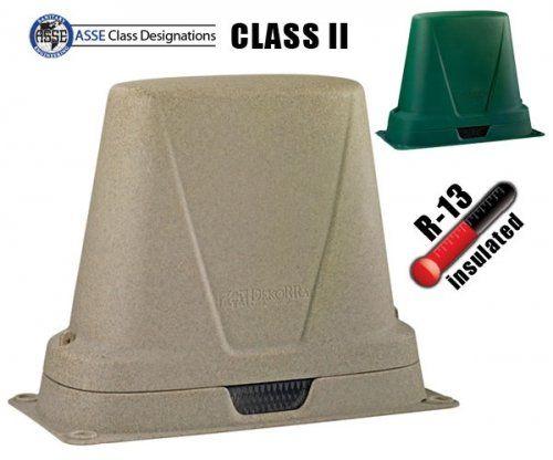 Dekorra Model 301C2 Insulated Backflow Protection Enclosure
