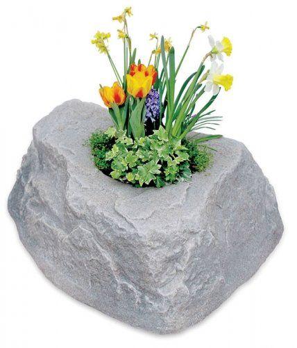 Dekorra Faux Rock Garden Planter Model 132