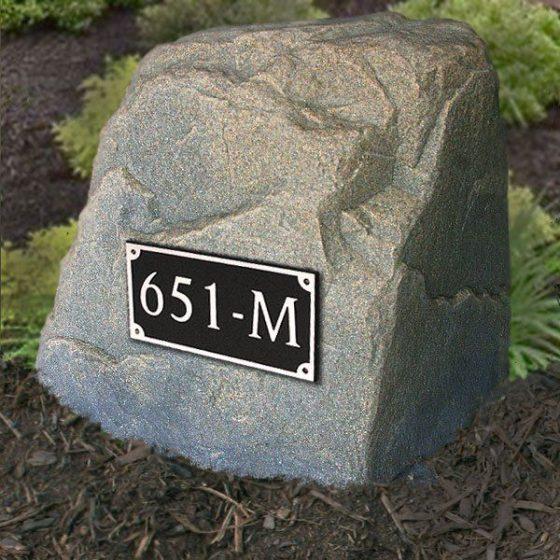 House Address Rock 102-651M