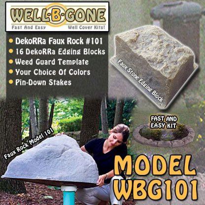 Well B Gone Well Pump Cover Kit WBG101