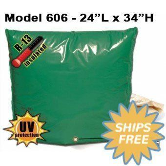 Backflow Insulation Bag Blanket 24″L x 34″H DekoRRa 606 Backflow Pouch